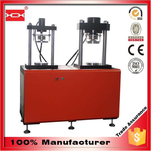 Cement and Mortar Compression Flexure Test Equipment