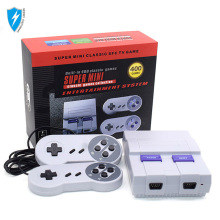 mini game console 8 bit built in 400 games family retro video console