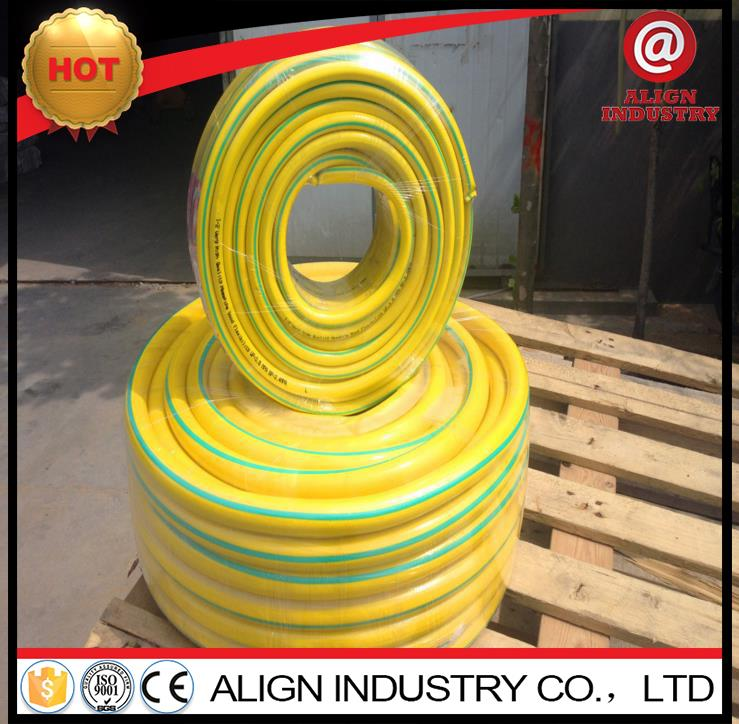 braided water hose pipe recoil garden hose