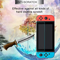 Factory price high clear 0.33mm screen protector tempered glass for Nintendo switch 9H 2.5D tempered glass