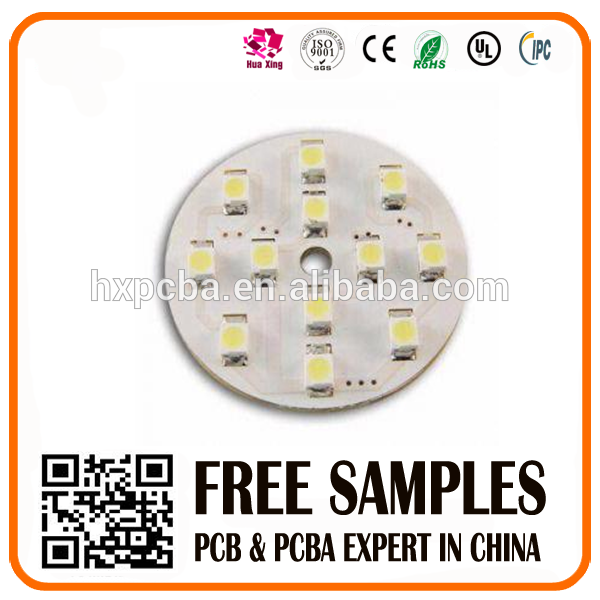 best selling 220v led bulb light pcb with SMD 5050/2835 pcb in shenzhen