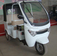 bajaj three wheel motorcycle/electric cycle rickshaw/wheels covered rickshaw tricycle