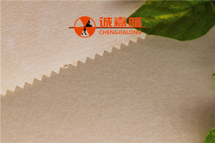 Free Shipping foam laminated fabric and latest double bed designs Flock For Jewelry Box Liner