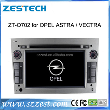 Zestech High Performance double din car stereo for opel astra with SD card mp3 bluetooth 3G