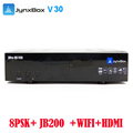North America network set-top box Jynxbox V30 FTA built-in JB200 with free shipping
