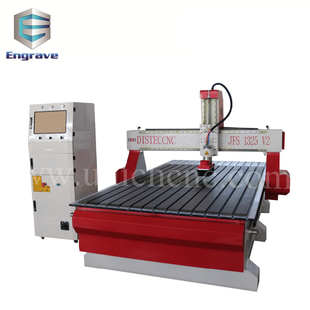 top quality T-slot table wood cnc router for cutting nad engraving