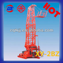Mini drilling rig XY-2BZ core sample soil investigation SPT hammer drilling rig for sale