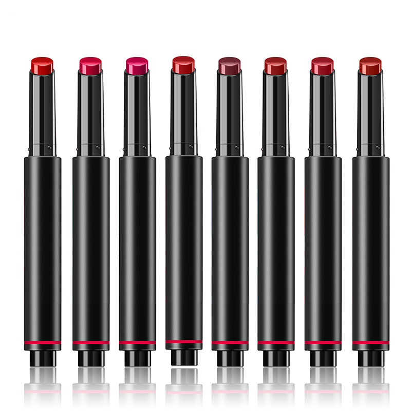 NO LOGO 12 color lipsticks make up No brand packaging popular comestics accept OEM service