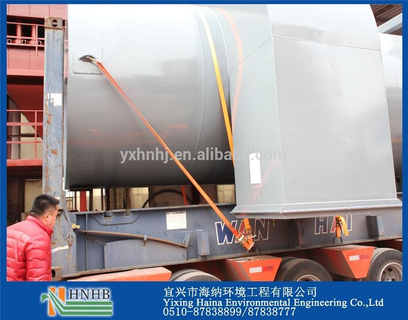 Dust Removal Equipment Industrial Cyclone Dust Collector with China Price