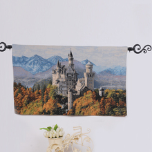 PLUS Polyester machine embroidered wall tapestry