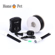Trade assurance sound / shock function waterproof ABS dog electric fence wire