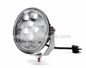 5.7inch 36w Hot sale Popular round led work light for driving