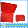 2016 Innovative Silicone Freezer Container Mold burger press mold