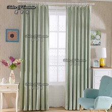 Quality great new style of cotton fabric curtain