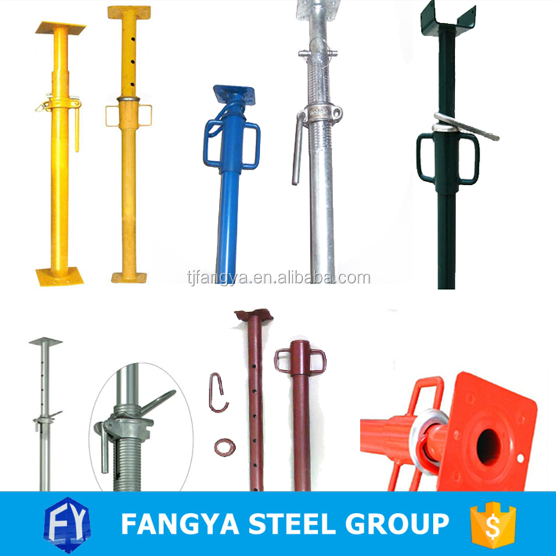 steel jack ! shoring and bracing portable scafolding formwork with high quality
