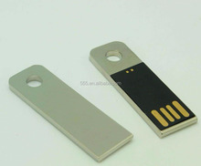 Promotional metal USB flash disk with grade A chip,OEM