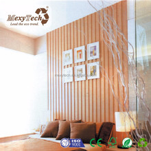 modern designs shower room decorative panel wpc indoor wall partition for hotel using