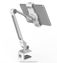 2017 Universal Smartphone stand for ipad iphone Mini Tablets in 4 to11 inch Kitchen Tablet clip Mount