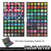 Free eyeshadow samples 120color private label kozmetic eyeshadow palette cosmetics distribution