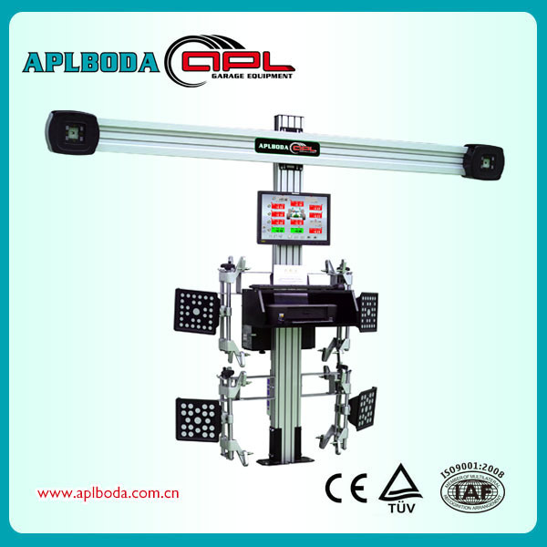 Wonder wheel alignment , wheel aligner apl-x3 Computer