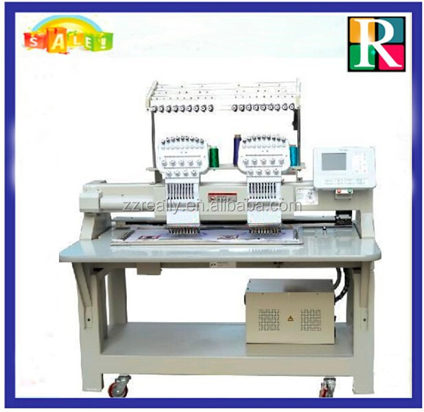 2 head swf embroidery machine prices