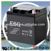 12v 24v 48v AGM 12V 24ah sealed lead acid battery
