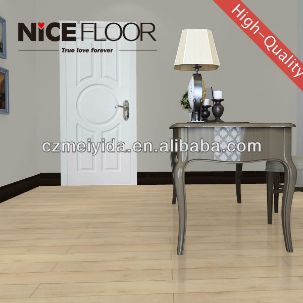 piano painted surface Meiyida Nice brand laminate flooring
