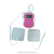 mini electronic muscle stimulator for relieve pain