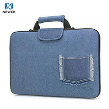 High quality eco hot selling neoprene 13.3 inch laptop leather sleeve