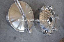 stainless steel pressure vessel manhole cover