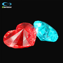 Factory direct OEM acrylic colorful diamond for decoration