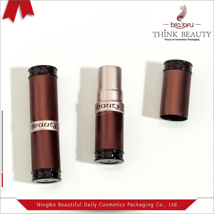Empty mini lip balm tube/tubes
