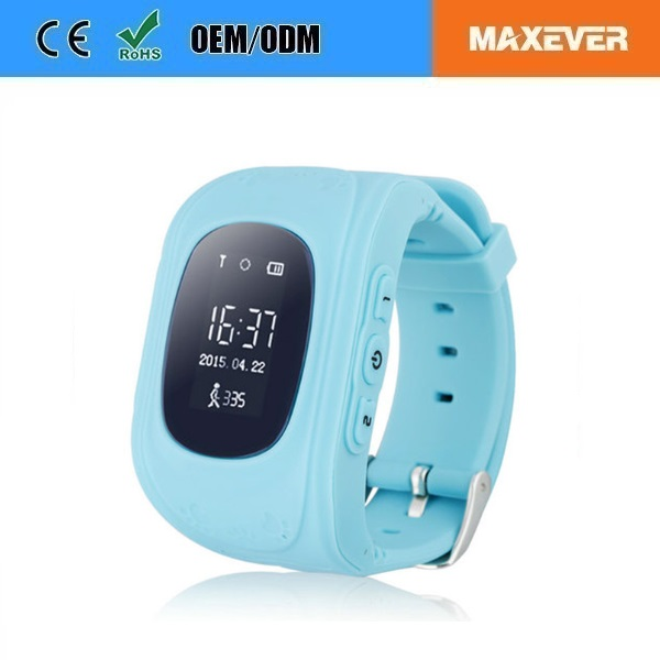 Best Selling Kids Smart Watch gps Tracker With Remote Monitoring