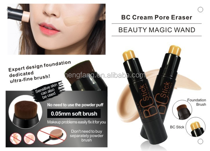 BC cream pore eraser beauty magic wand concealer pen