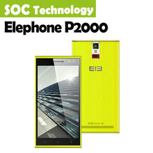 "Elephone P2000 Android Phone 5.5"" MTK6592 Octa Core IPS Screen Mobile Phone Dual Sim Card 2GB RAM 16GB ROM Dual camera"