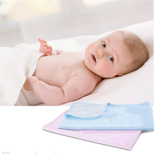 Baby Crib Size Printed Waterproof Fitted Bed Sheet Cotton