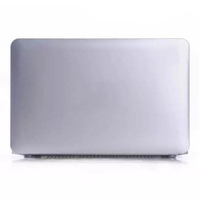 Silver full protective matte pc case for apple Macbook pro 13'' 15''