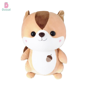 Custom Toy New Products Popular Stuffed Animal Plush Squirrel Toy