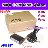 Home security GSM alarm system / GSM MMS PIR Motion sensor / gsm alarm security alarm system manual