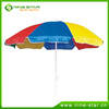 OEM design promotion outdoor beach umbrella with good price from China beach umbrella factory for sale