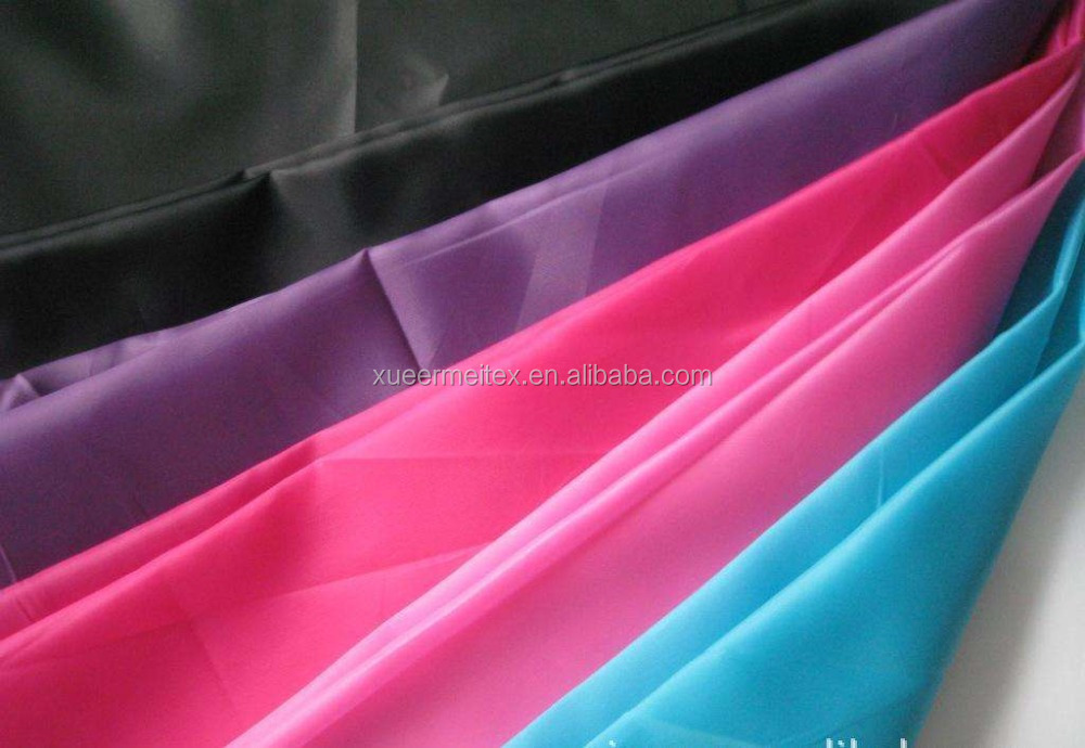 190T polyester taffeta for lining