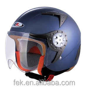 High Quality Open Half Face Motorcycle ECE Helmet