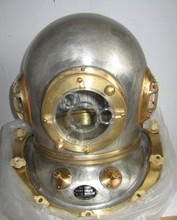 2015 new product brass and copper diving helmet manufacture hot sale