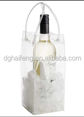 plastic wine packing bags