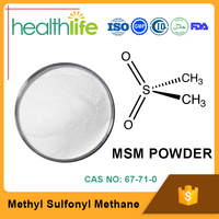 Food Grade Pure Methyl Sulfonyl Methane, MSM Powder