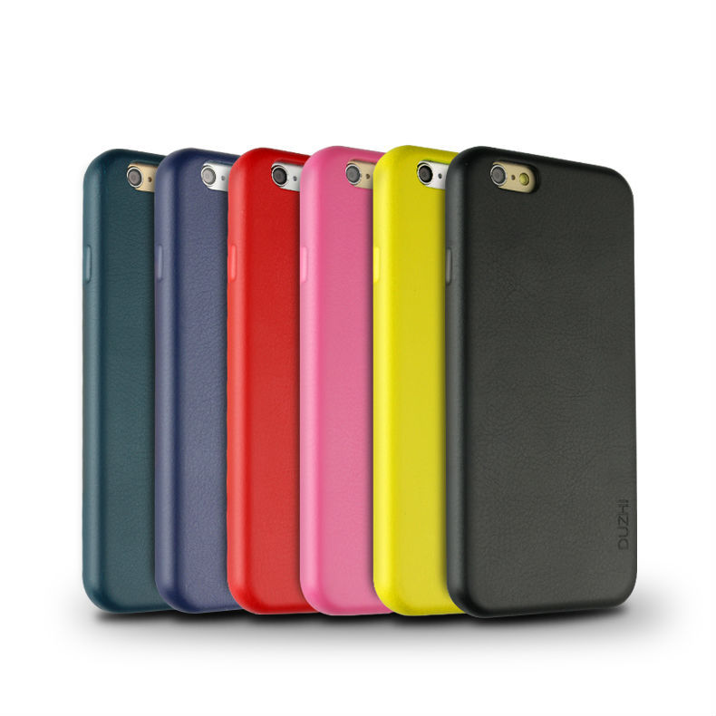 4.7 Inch 5.5 Inch Luxury High Quality Leather Case For iPhone6, Hot Selling For iPhone6