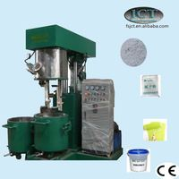 450ml iso9001 tyre sealant and inflatror aerosol planetary mixer machine