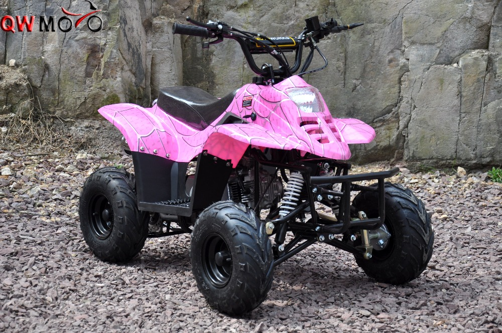 50cc 110cc ATV Automatic Kids ATV QUAD Bike 4 Wheeler QWATV-01