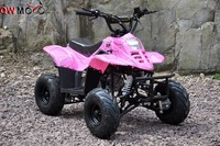 50cc 90cc 110cc Automatic Kids ATV QUAD Bike Cheap 4 Wheeler 6 inch wheels QWMOTO