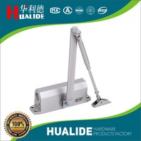 Silent hydraulic door closer hinge, house door closer types, auto electric door closer